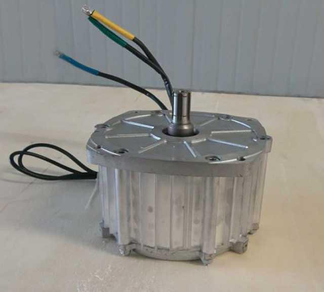 Продам: Электрический мотор Denzel D7500