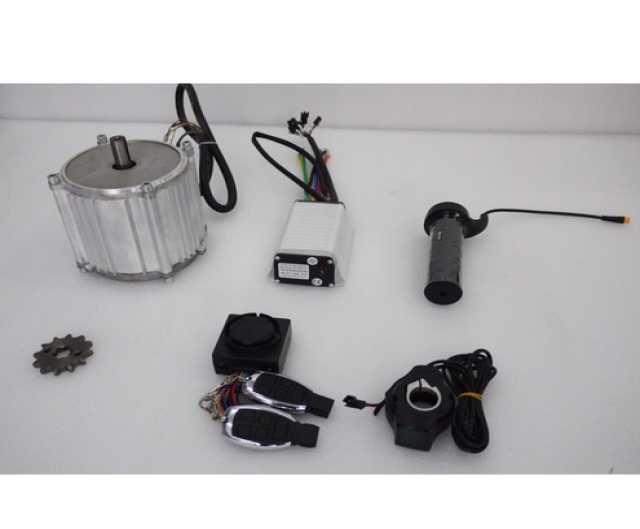 Продам Мотор комплект для электромотоцикла