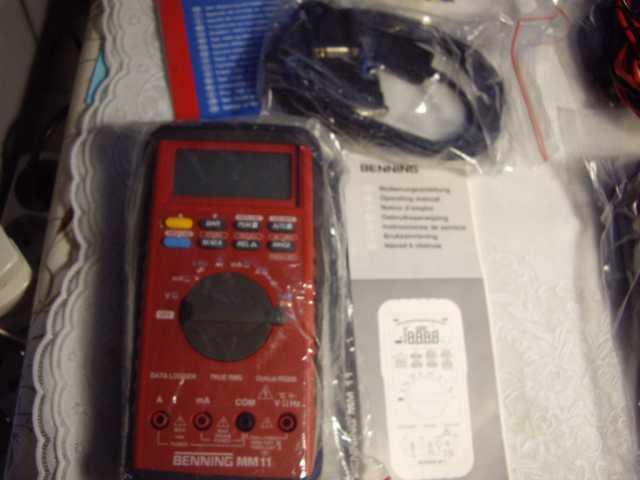 Продам: Vультиметр BENNING MM -11 - Германия