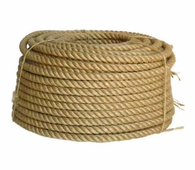 Продам Веревка джутовая