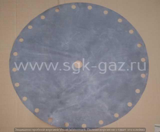 Продам: Мембрана рабочая регулятора РДП-200
