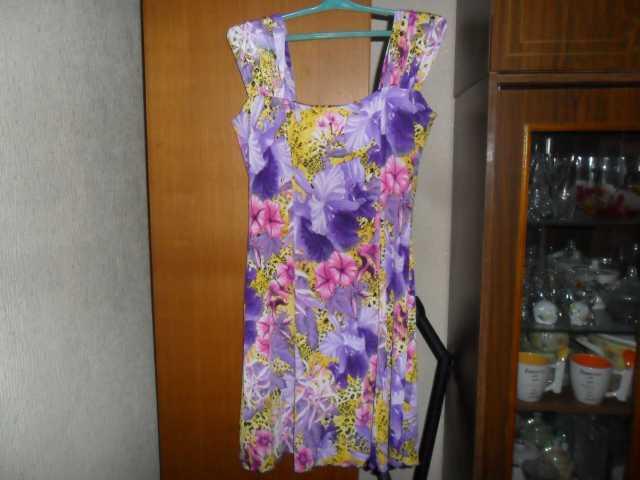 Продам Платье - сарафан р 42-44