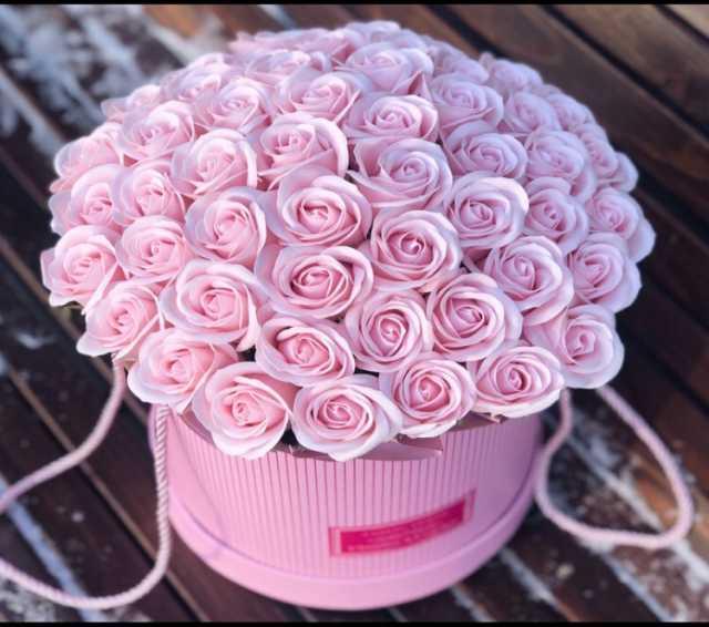 Продам: Букеты роз из косметического мыла