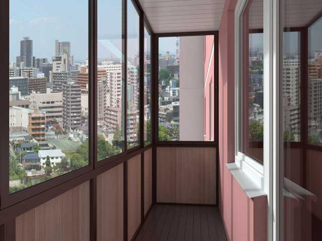 Продам Балконная система