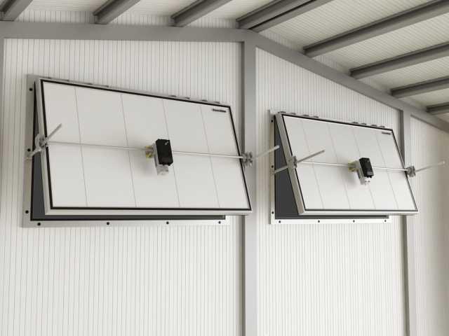 Продам: Клапан вентиляционный для овощехранилищ