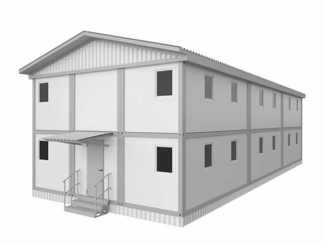 Продам Модульные здания из сборно-разборных бло
