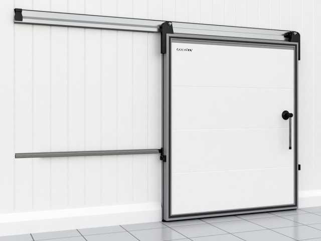 Продам Дверь откатная для охлаждаемых помещений