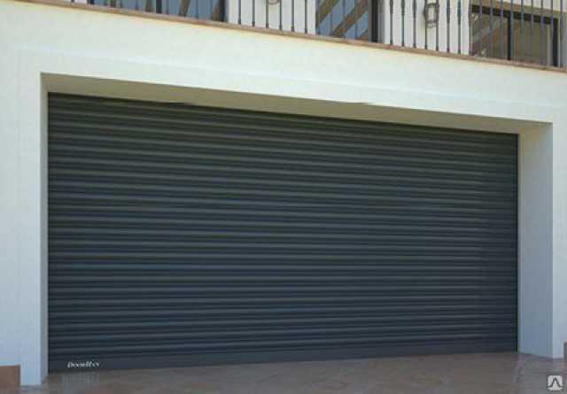 Продам: Ворота рулонные с внутривальным приводом