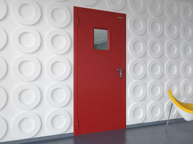 Продам Дверь техническая или противопожарная