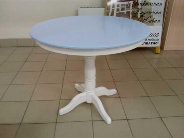 Продам Стол круглый из натурального дерева