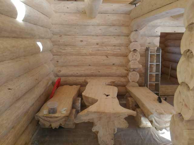 Продам Столы,скамейки,лавки из дерева