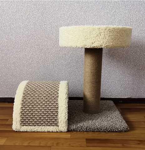 Продам: когтеточку - игровой комплекс для кошки