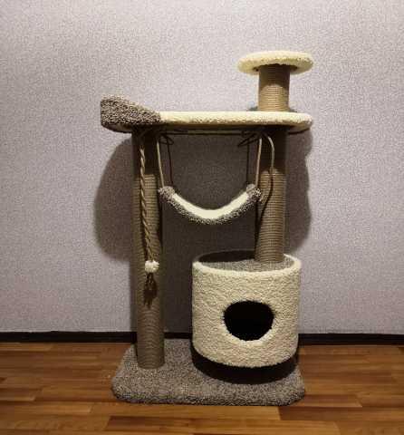 Продам: игровой комплекс для кошки. Когтеточка