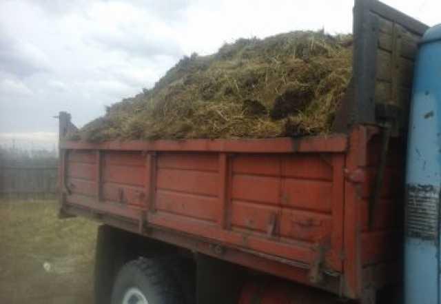 Продам Органические удобрения: навоз коровий