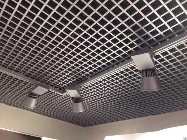 Продам: Подвесные потолки алюминиевые: грильято