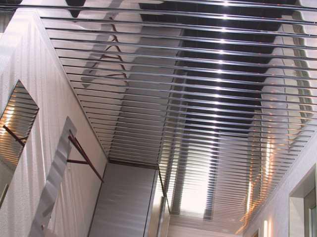 Продам Зеркальные потолки алюминиевые подвесные