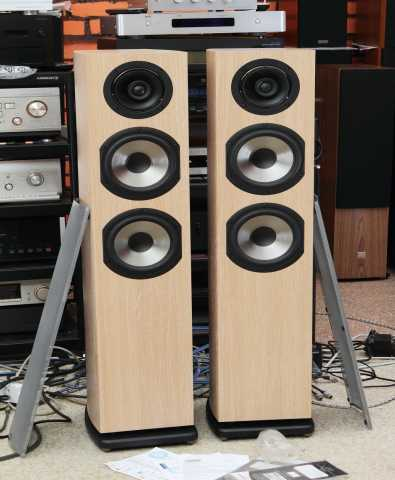 Продам акустика Cabasse Jersey MC170