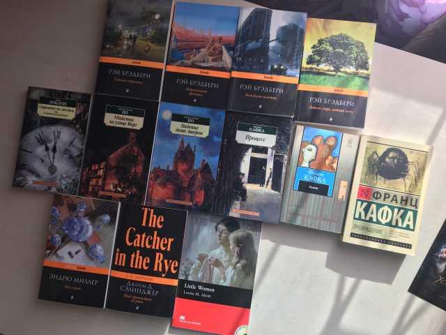Продам: Книги разные полный список в описании