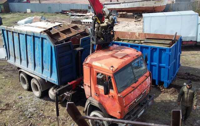 Предложение: Вывоз мусора во Владимире
