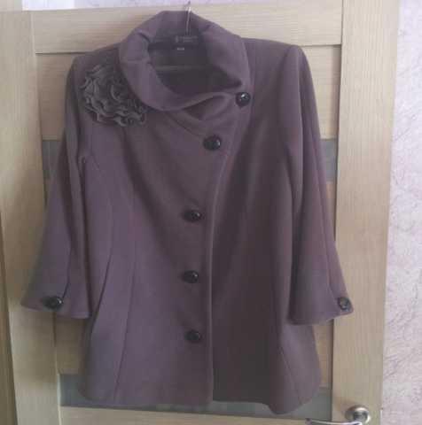 Продам пальто новое р.52, кашемир