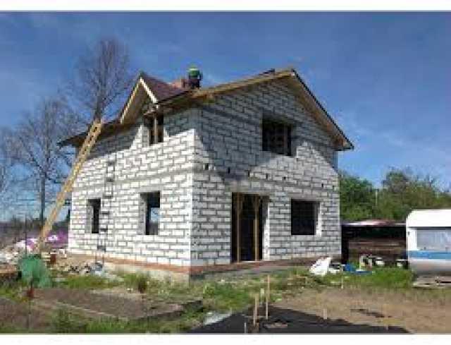 Предложение: Строим дом из кирпича