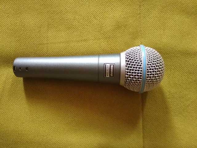 Продам Вокальный микрофон Shure Beta 58a