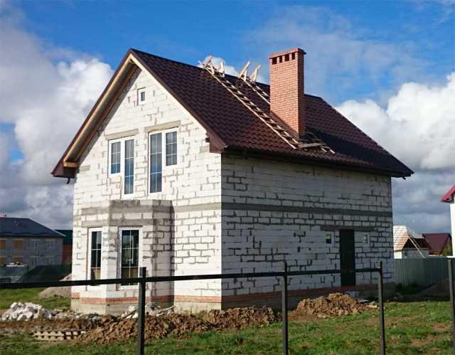 Предложение: Строим дом из бруса