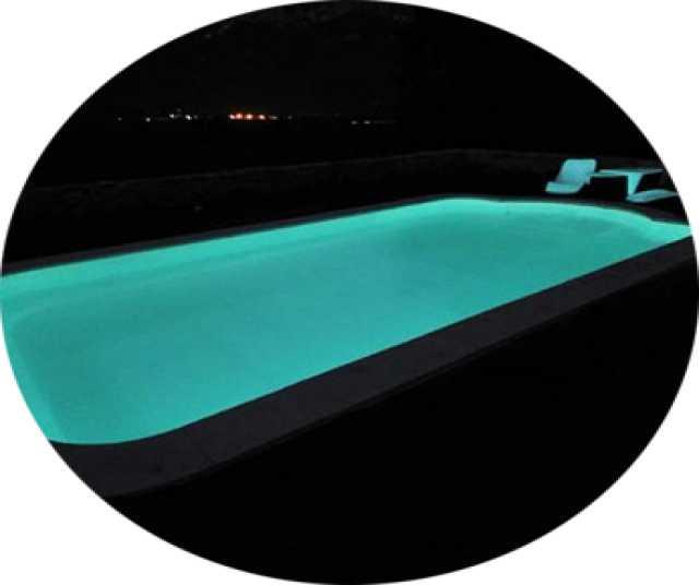 Продам Светящаяся краска для бассейна