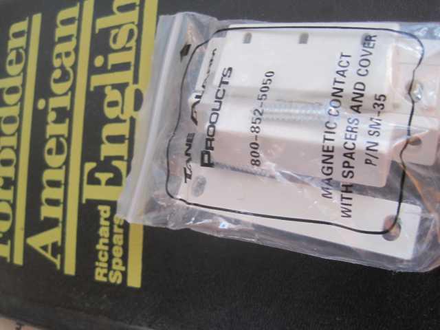 Продам Для охраны Магнито-контактные датчики