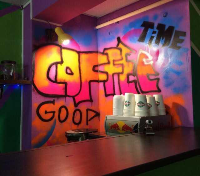 """Предложение: Тайм-кафе """"ПОДZЕМКА"""""""