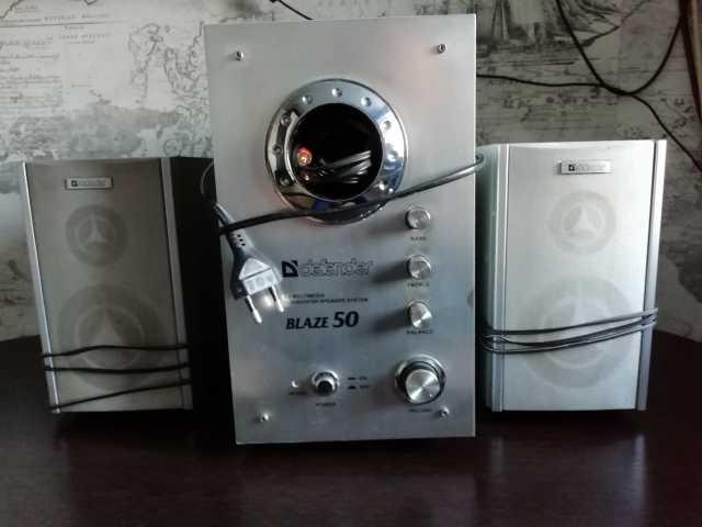 Продам: акустическая система Defender Blaze 50
