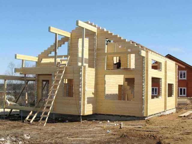 Предложение: Строим дом из газобетона