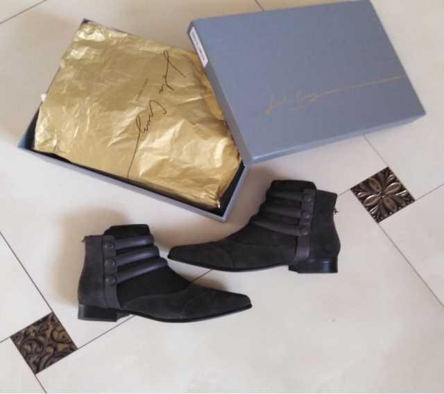 Продам Новые кожаные ботинки lola Cruz Испания