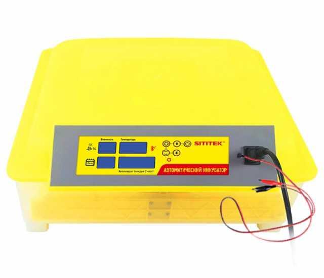 Продам: Инкубатор автоматический SITITEK 48