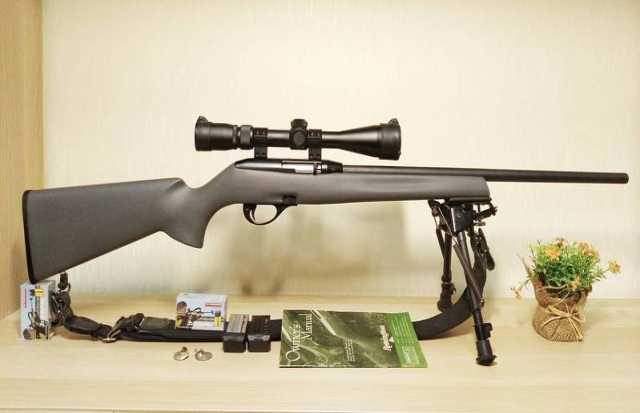 Продам REMINGTON 597 22 LR + NIKON PRO STAR 3*9