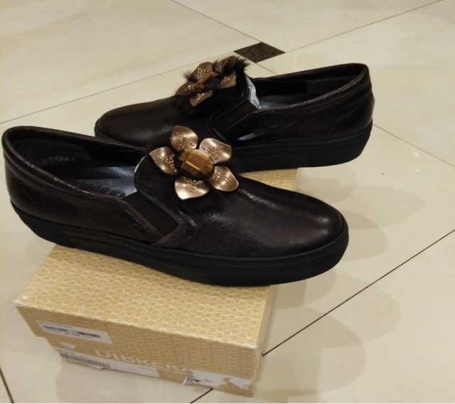 Предложение: Ботинки слипоны DIBRERA BY PAOLO ZANOLI