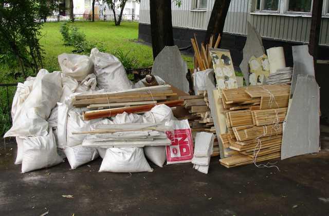 Предложение: Вывоз мусора, чистка снега