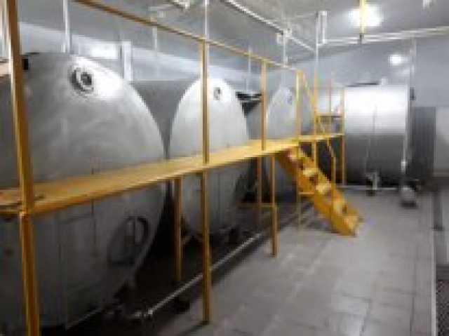 Продам Бу Оборудование для производства безалко