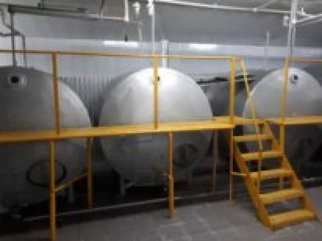 Продам Б/у Оборудование для производства безалк