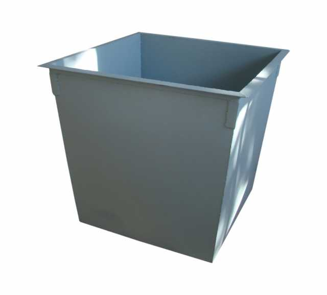 Продам Контейнер для ТКО (ТБО) 0,8 куб.м