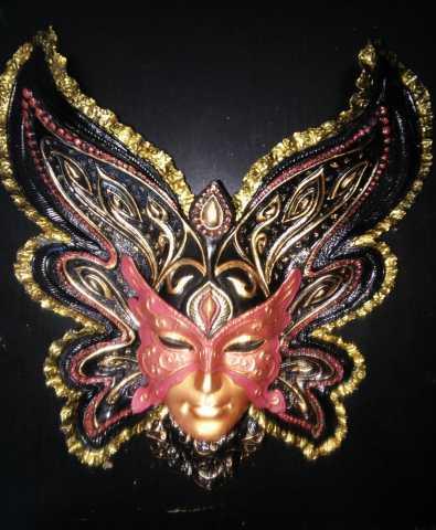 Продам: Венецианская маска Бабочка