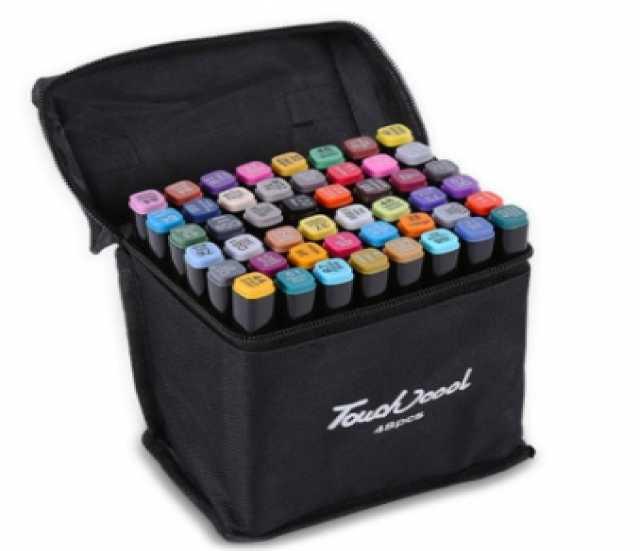 Продам Набор цветных маркеров для скетчинга