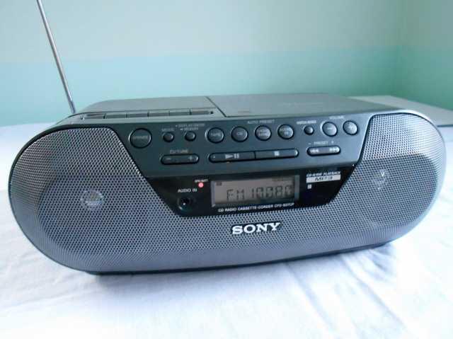 Продам Магнитола Sony CFD-S07CP