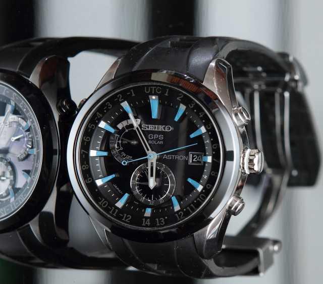 Продам часы Seiko Astron GPS Solar 7X52-0AB0