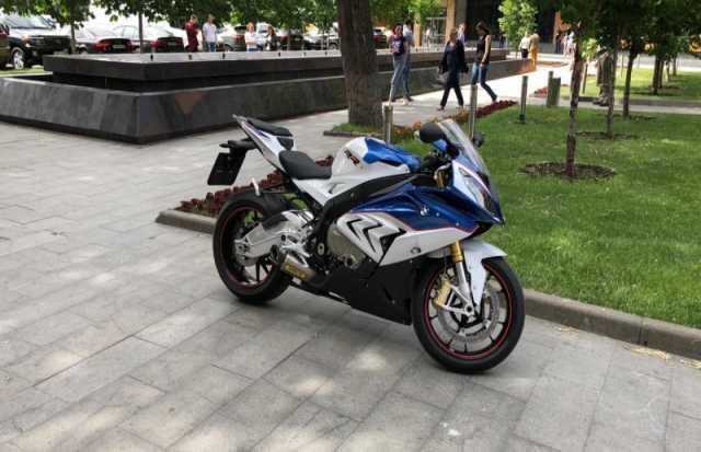 Продам Мотоцикл BMW S1000RR
