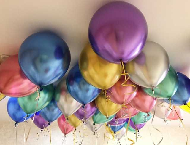 """Продам Воздушные шары """"Хром"""" с доставкой"""