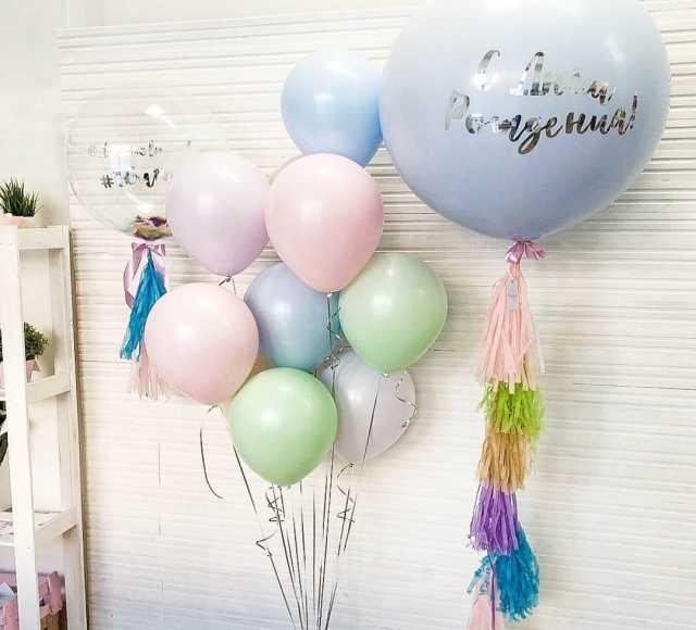 """Продам Воздушные шары """"Макарун"""" с доставкой"""