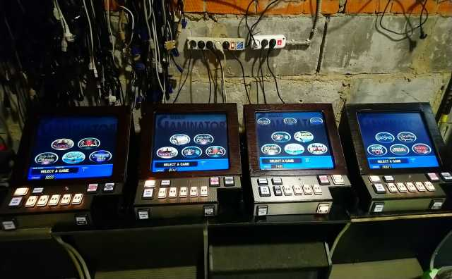 Продам Игровые автоматы моноблоки Гаминатор