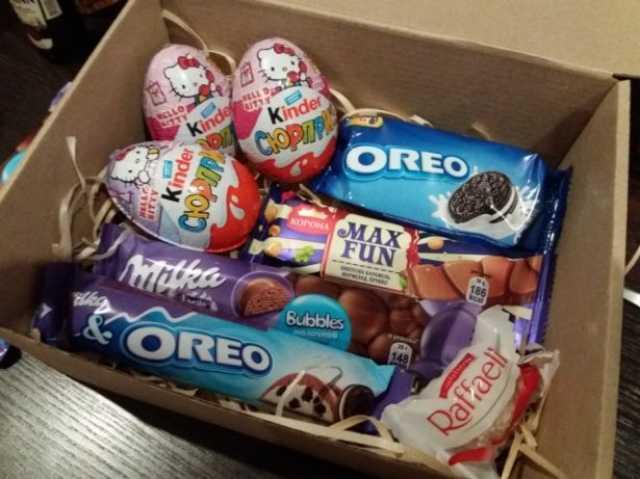 Продам: Подарочные наборы сладостей