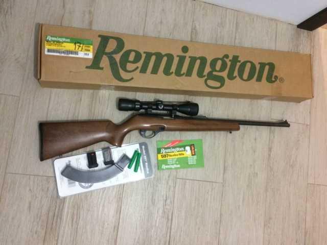 Продам Remington -597 / 22LR калибр 22 LR